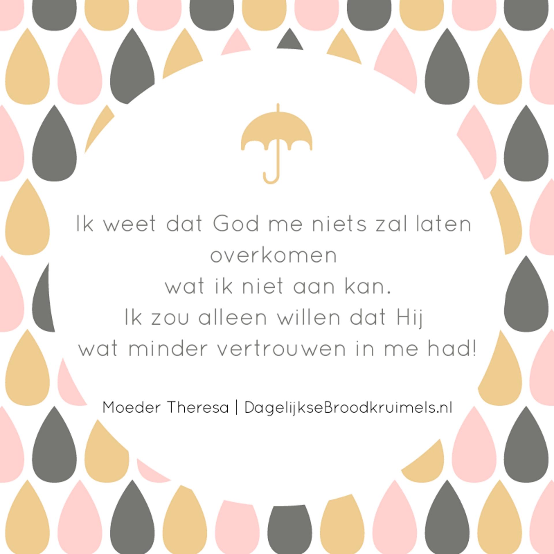 Ik weet dat God..