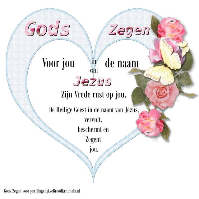 Gods Zegen voor jou _ Sela
